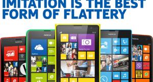 Nokia Lumia Colours