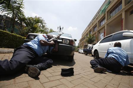Westgate Mall Seige