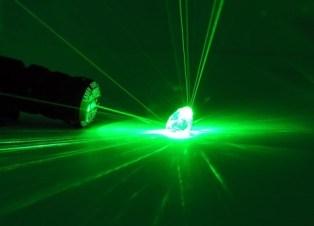 diamond laser