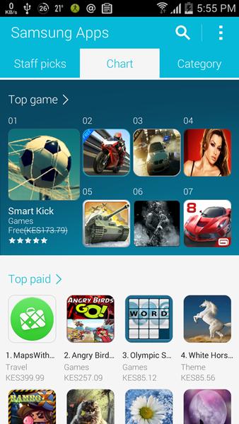 samsung apps 2