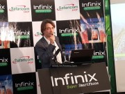 Jean Sebastien Coste, Business Director at Infinix Mobility