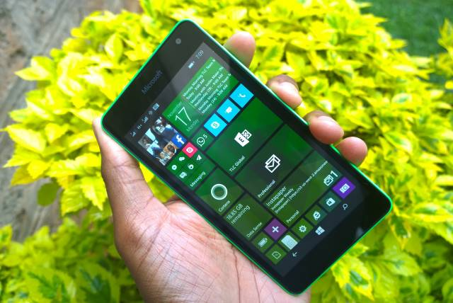 Lumia 535 - Hands On