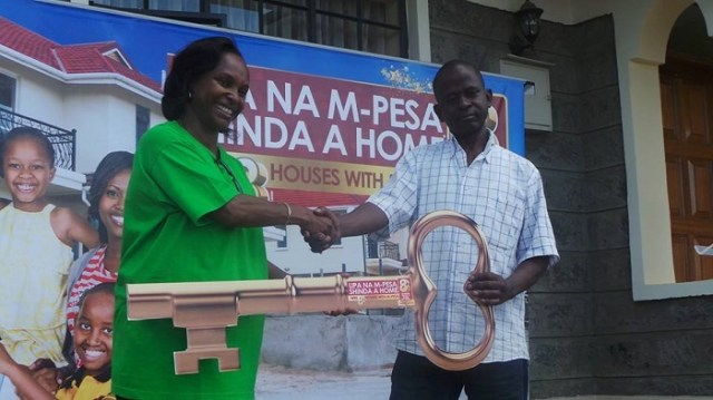 Lipa Na Mpesa shinda a home