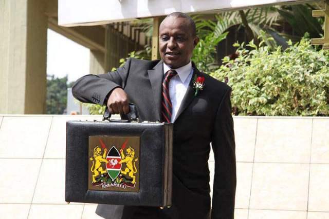 Budget Kenya 2015/16