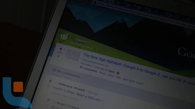Google Alphabet predicted