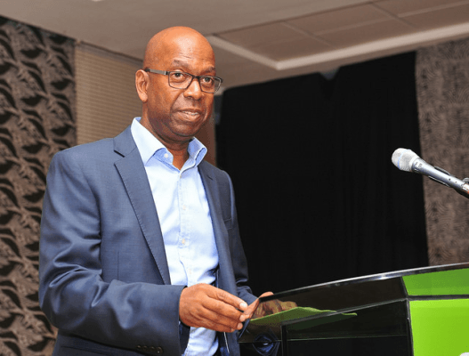 Bob Collymore Safaricom