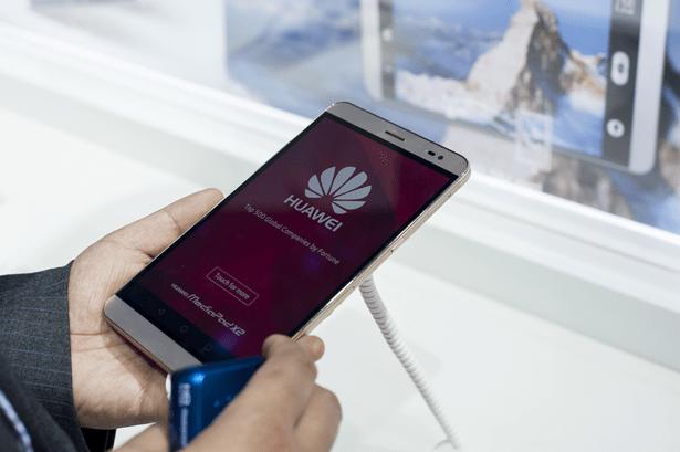 Huawei global contender