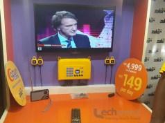 azuri tv set up