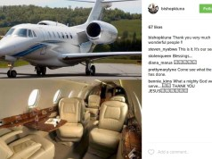 Bishop kiuna instagram