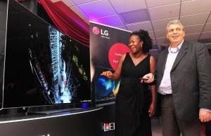 LG's Moses Marji