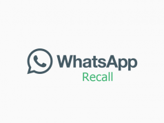 whatsapp recall