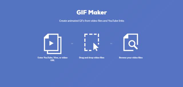 GIPHY GIF maker