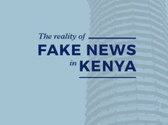 fake news kenya geopoll