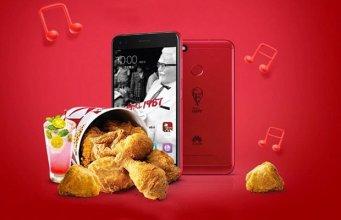 KFC Huawei Phone