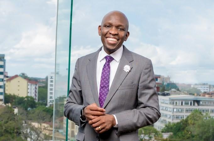 Kris Senanu Telkom Kenya