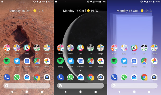 Heres How To Get The Google Pixel 2 Live Wallpapers On Any Android
