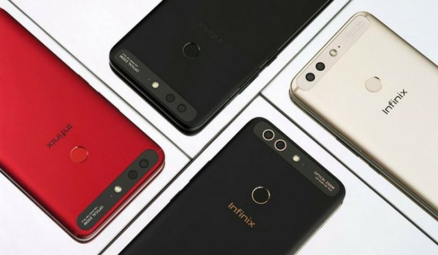 Infinix Zero 5 Colours