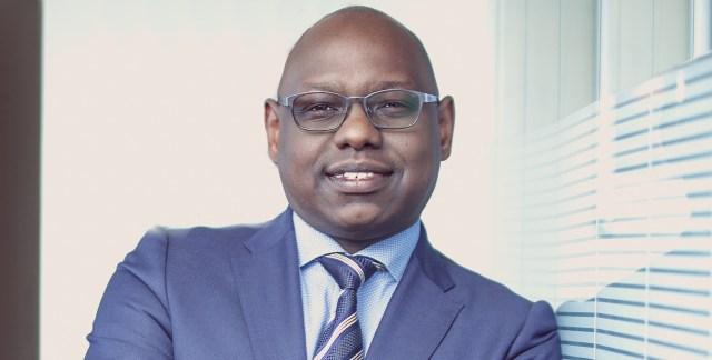 Mr Levi Nyakundi_Chief Marketing Officer for Telkom Kenya