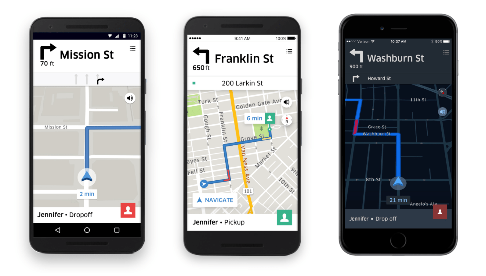 Some Uber Drivers Are Using A Fake Gps App To Bump Up Cab