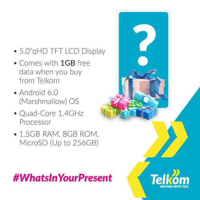 Telkom Kenya Giveaway