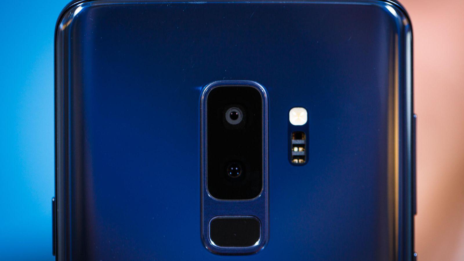 Samsung s9 ghz