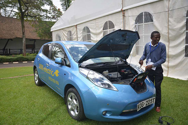 electric vehicles kenya