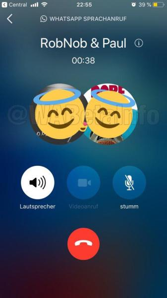 WhatsApp Group Audio Calls