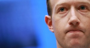 Facebook's Mark Zukerberg