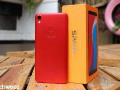 TECNO Spark 2 Box
