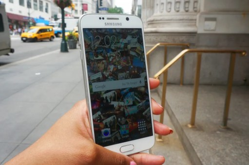 Samsung Galaxy S6 Review - #GalaxyS6 - Screen View - Analie Cruz (4)