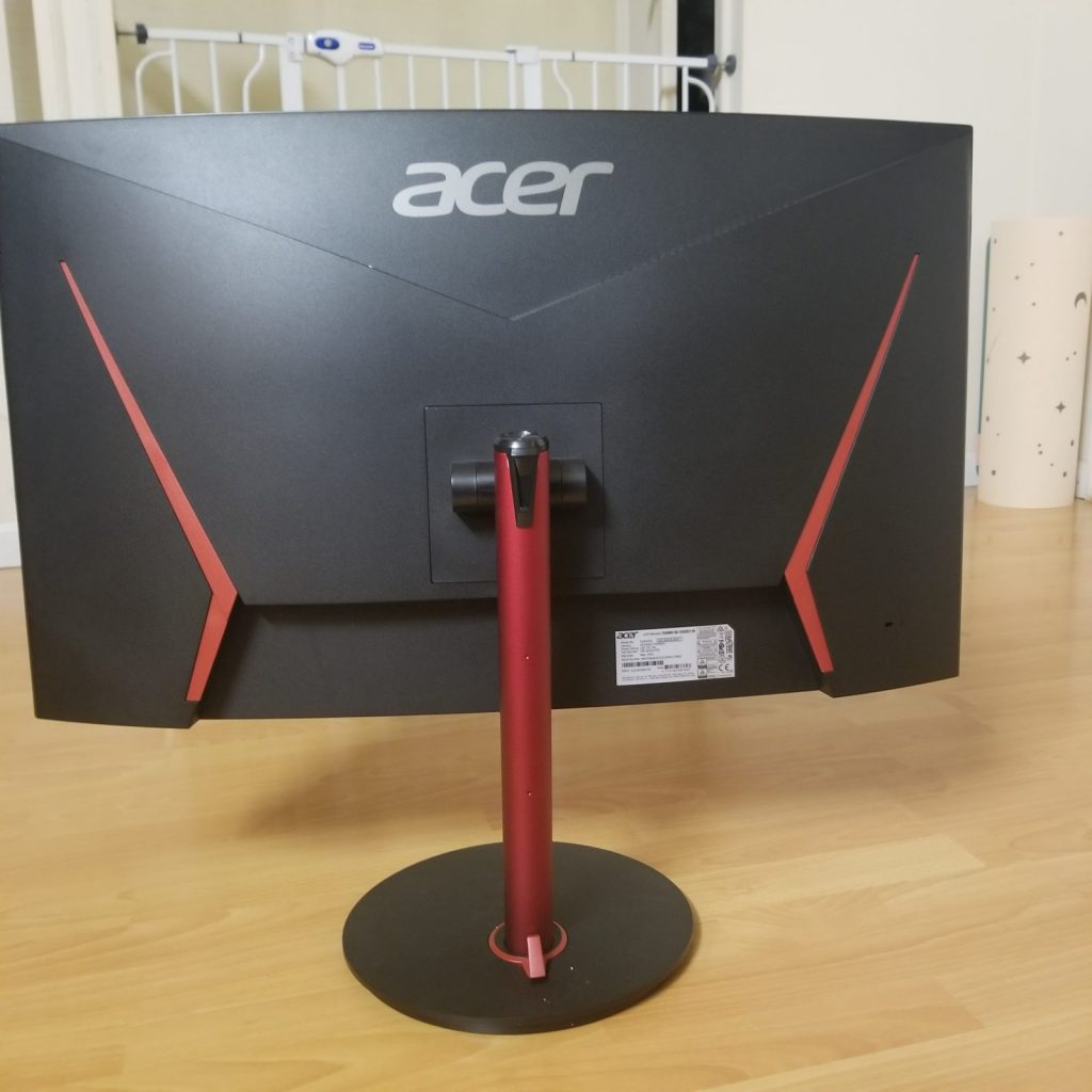Acer Nitro XZ2 Curved Gaming Monitor