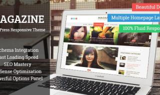 Mythemeshop magazine theme