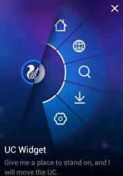 uc widget