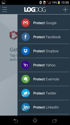 Facebook protection