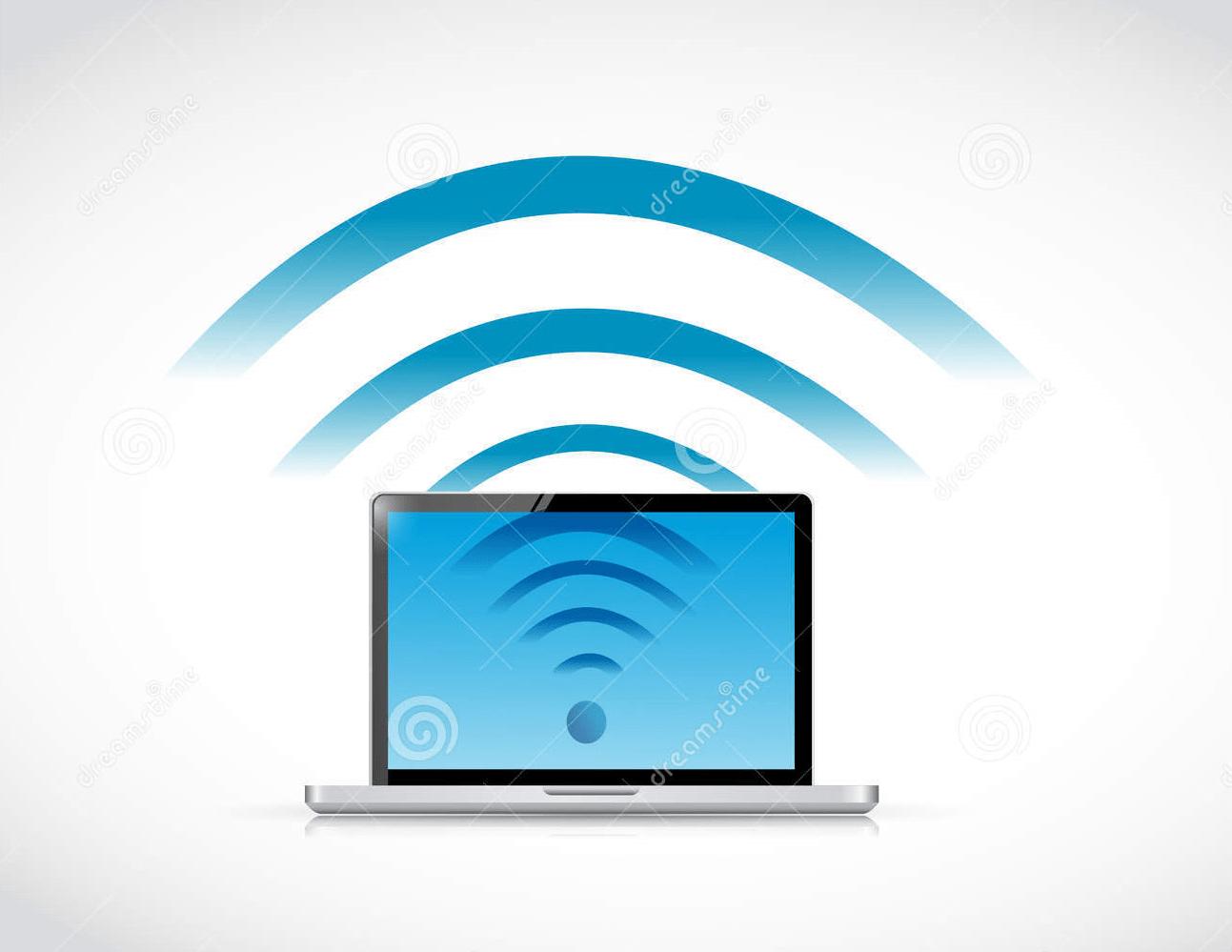 Make WiFi Hotspot In Laptop Windows 8.1 | 8 | Win7 | XP