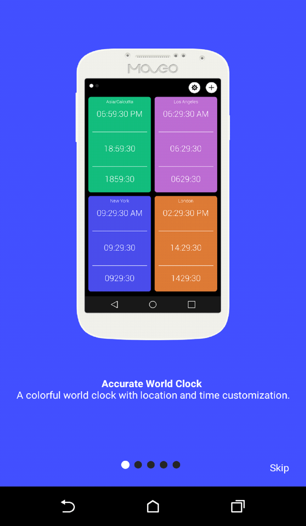 Time Buddy - Customizable Time Zone Converter Android App Review