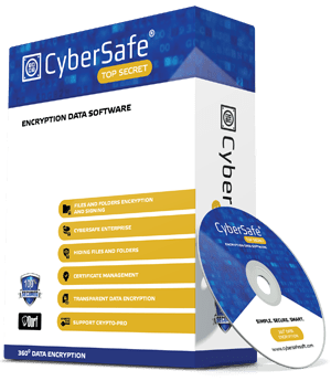 Cybersafe Top Secret | Best Ever Encryption Software For Windows All
