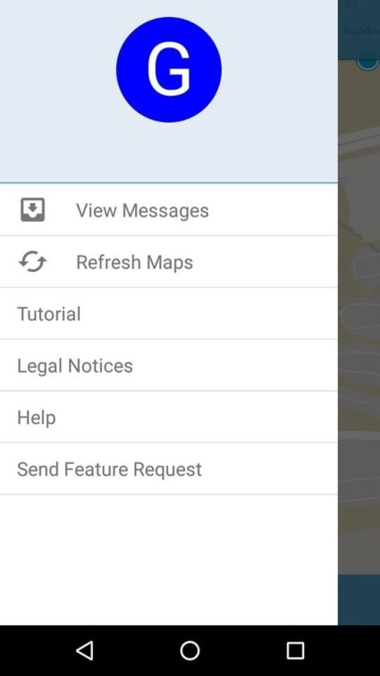 your page with settings