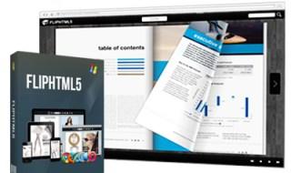 flip html 5 banner