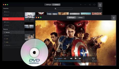 disc DVD