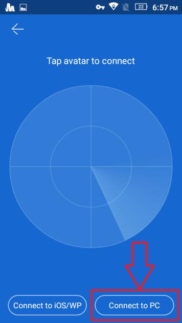 Radar picture