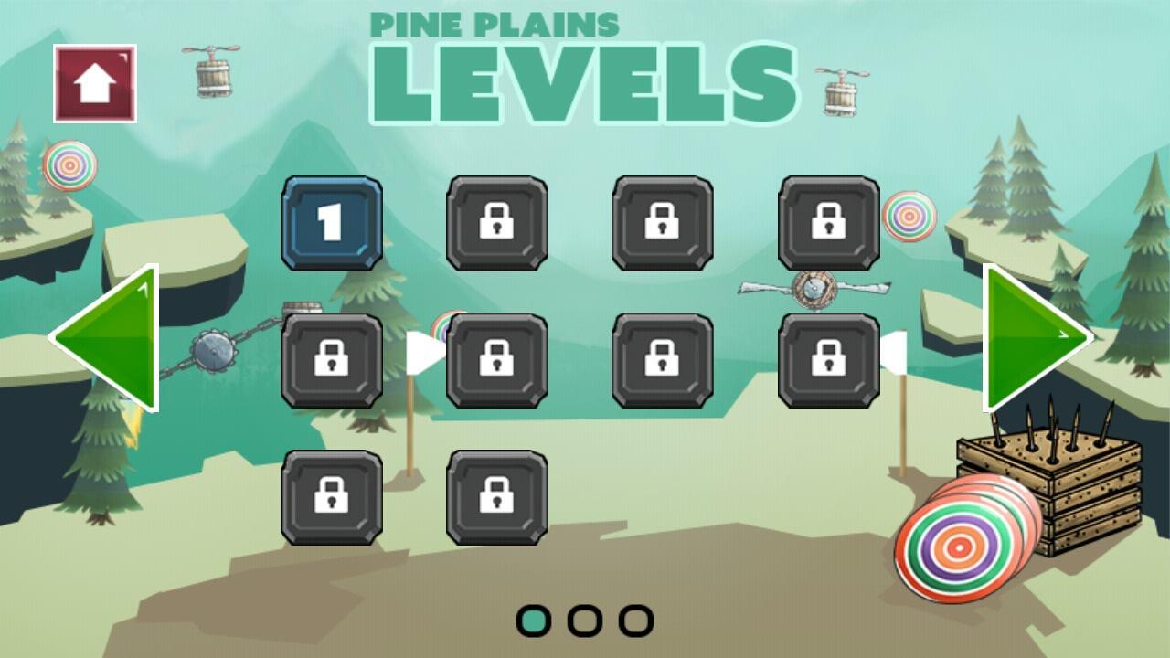 levels screenshot