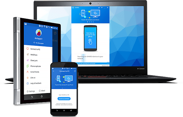 shareit app free download for microsoft phone