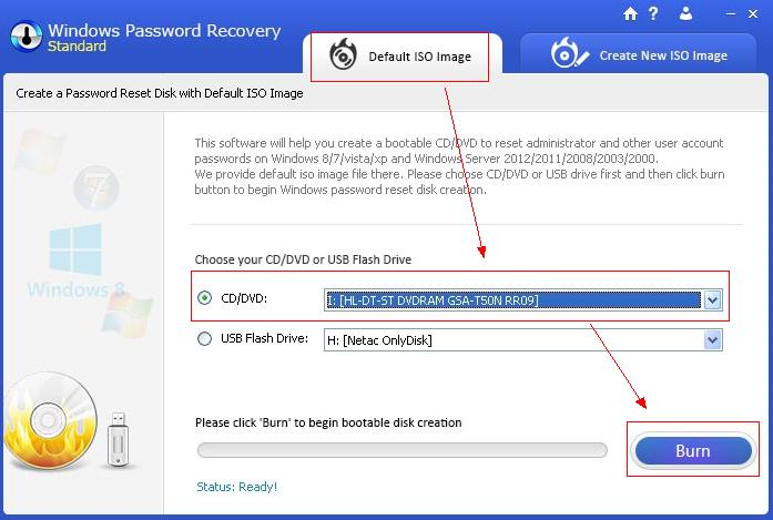 win 10 password recovery software