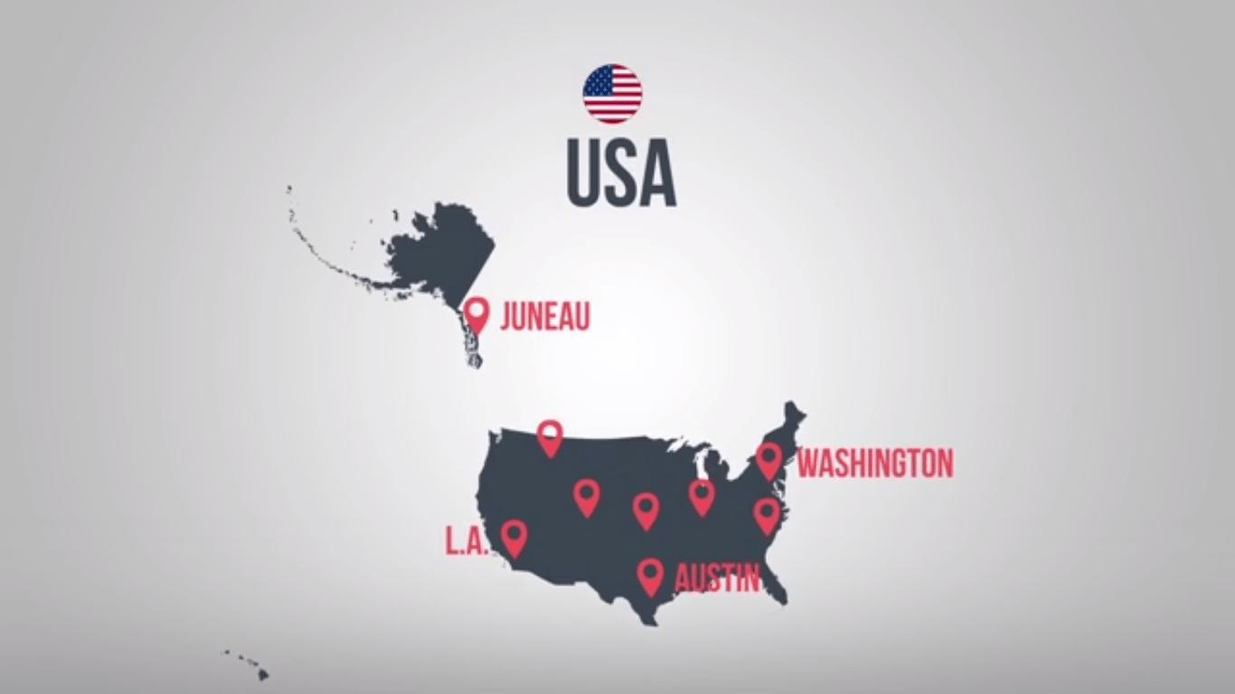 US region
