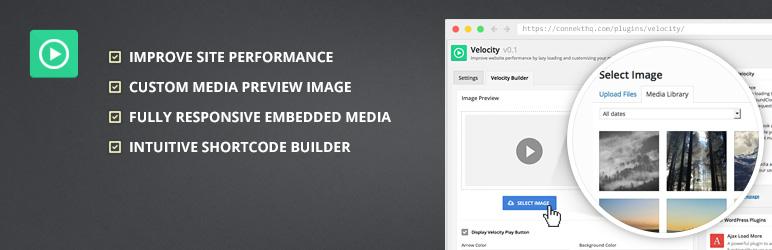 Best Video Lazy Loading WordPress Plugin | Velocity Review