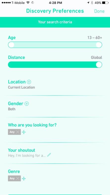 age distance