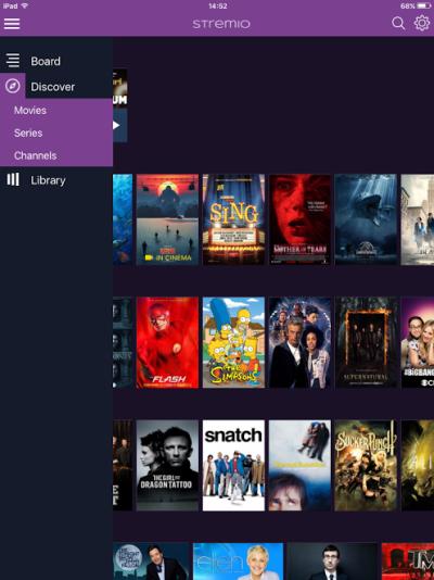 movies option
