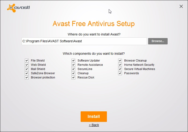 Quickly Uninstall or Remove Avast SafeZone Browser From Windows 10