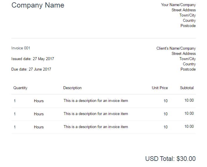 invoico matic